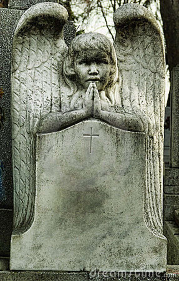 tombstone-angel-praying-22803337