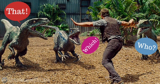 eNotes that which who jurassic park