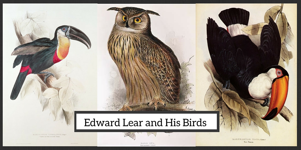 Edward Lear and His Birds