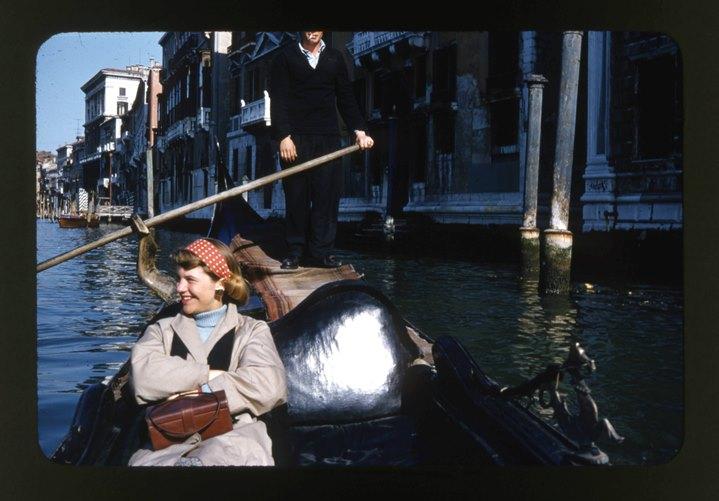 1956_04_08_Sylvia_Plath_gondola_Venice_1_blog