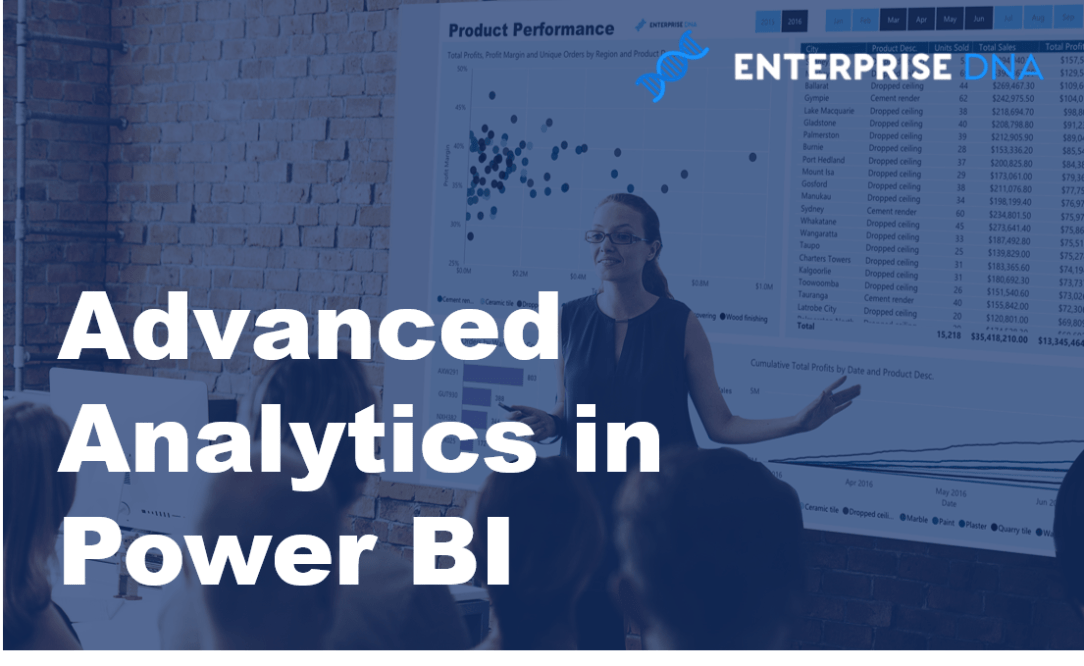 Power BI Advanced Analytics Online Training Course