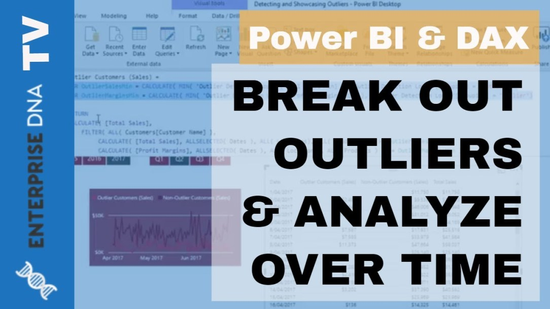 Deep Dive Into Data Outliers - How To Discover And Analyze In Power BI Using DAX