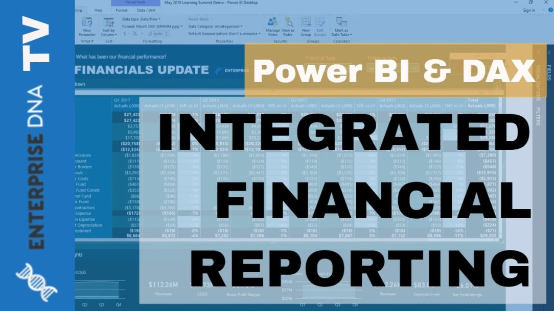Power BI Tips & Techniques For Accounting & Finance