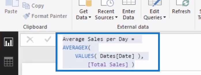 average in power bi