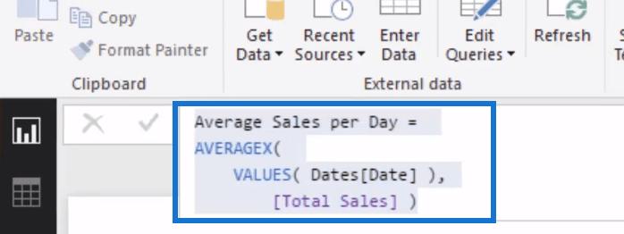 average in power bi