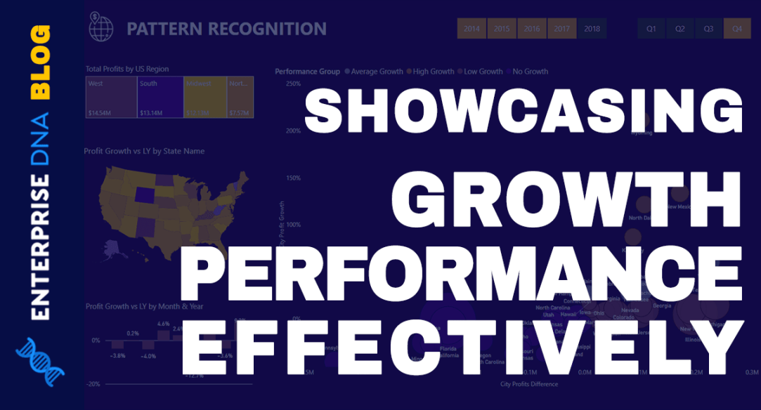 Showcasing Growth Performance Effectively In Power BI - Advanced DAX
