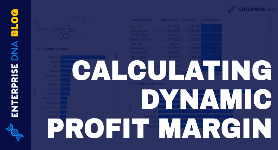 Calculating Dynamic Profit Margins - Easy Power BI Analysis With DAX