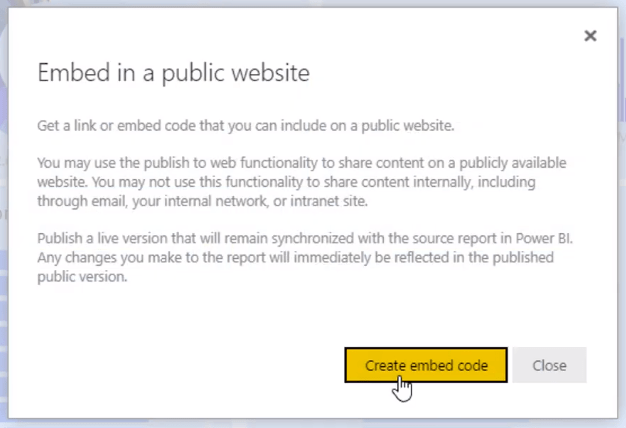share reports in power bi