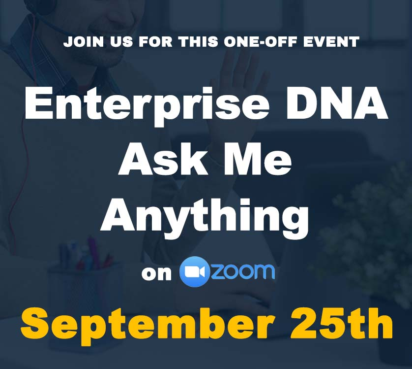 Ask Me Anything - Enterprise DNA