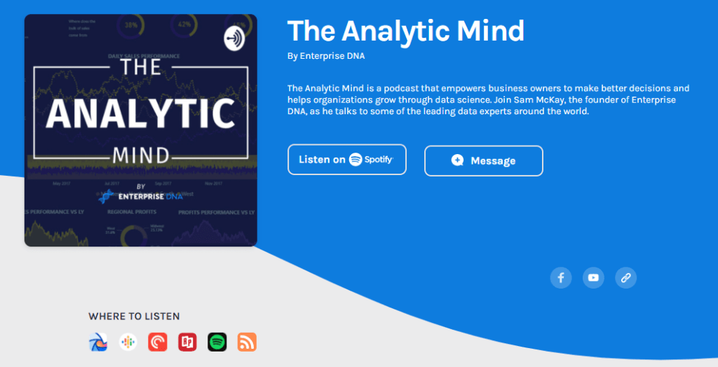 The Analytic Mind Podcast