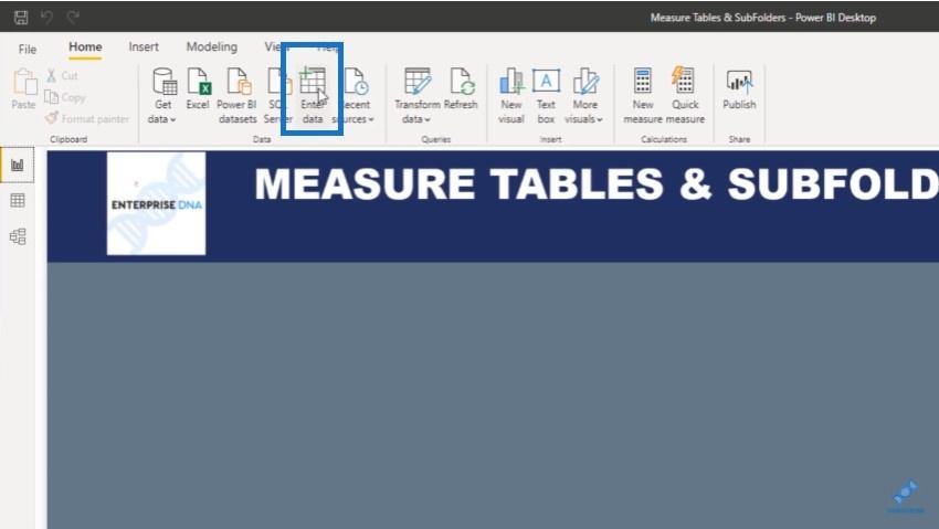 measure tables