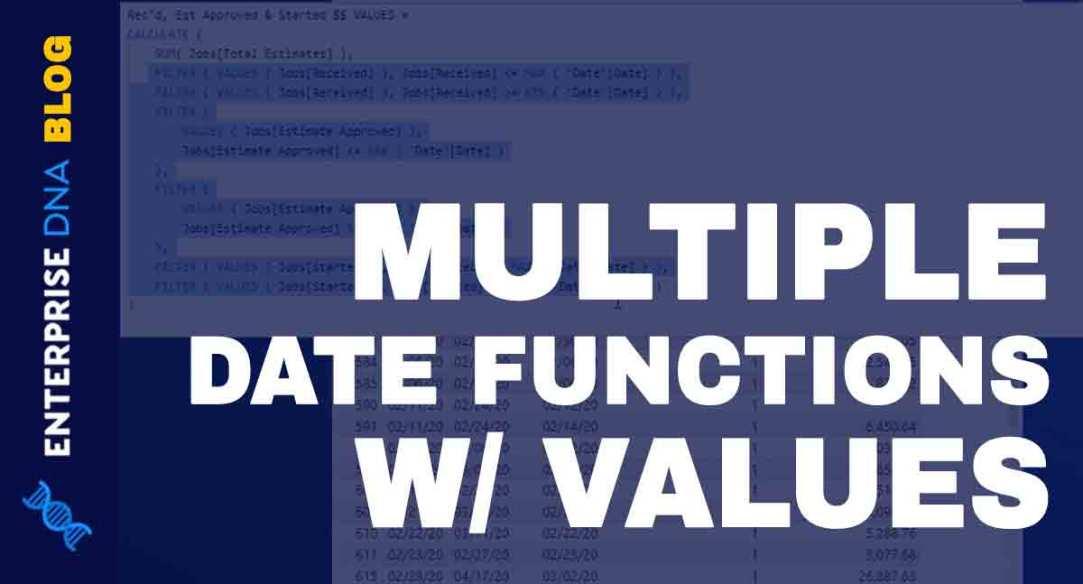 VALUES-Function-DAX-In-Power-BI