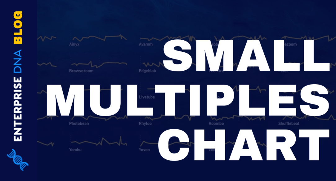 Small Multiples Chart In Power BI- An Overview