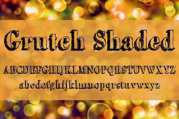 Grutch Shaded