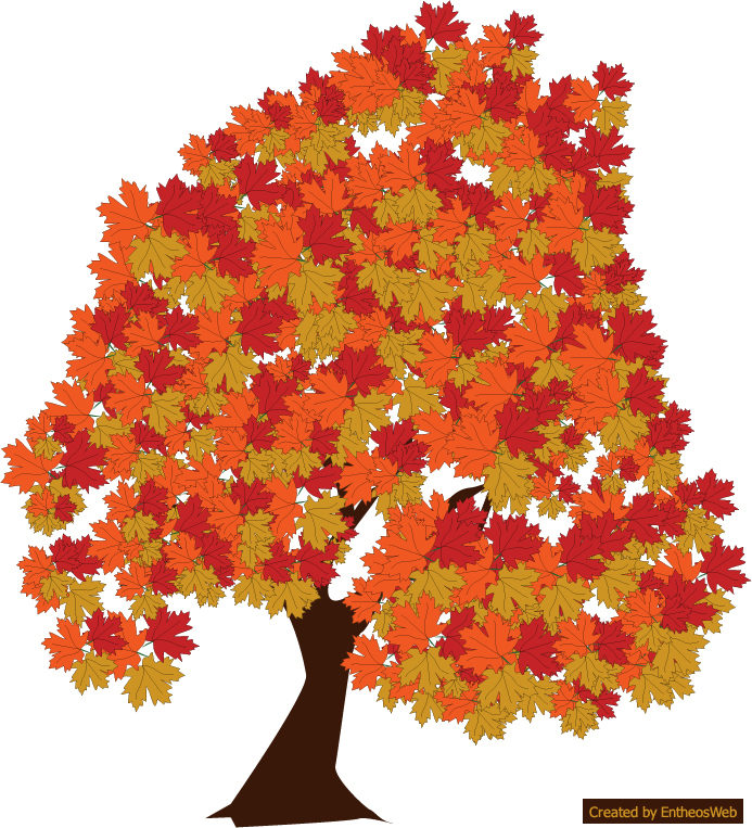 Learn How To Create a Tree From Scratch in Illustrator