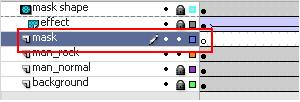 Creating an Advance masking effect with an image in Flash!