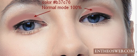 Retouch a model portrait with flawless natural skin