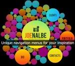 Unique navigation menus for your inspiration