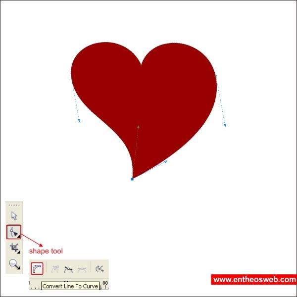 Create Lovely Valentine Chocolate Box with CorelDraw