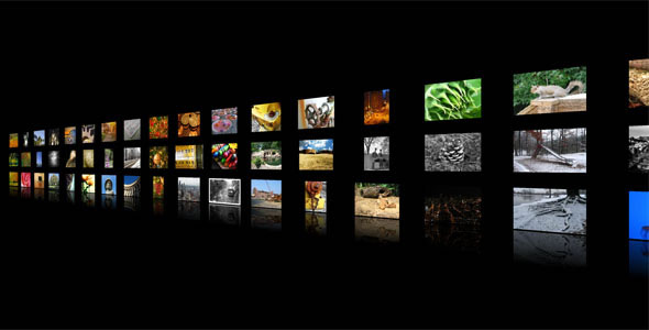 3D Wall Gallery