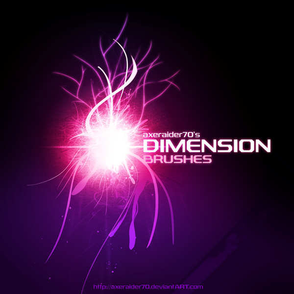 Dimension Brushes By Xavier