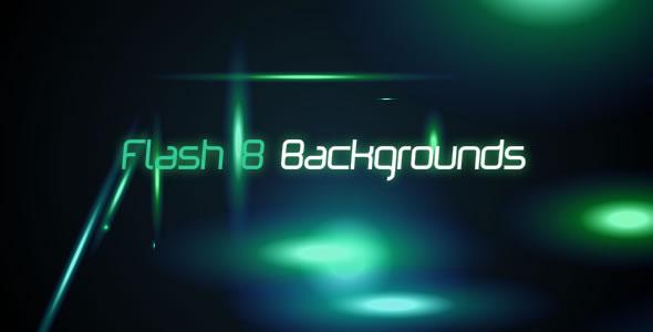 Flash 8 Animated Background II