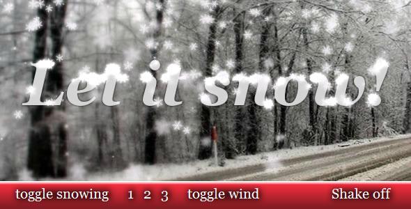 Let is snow v2