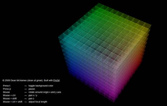 Colorscube