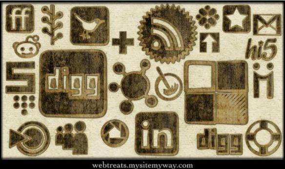 Patchwork Worn Cloth Icons