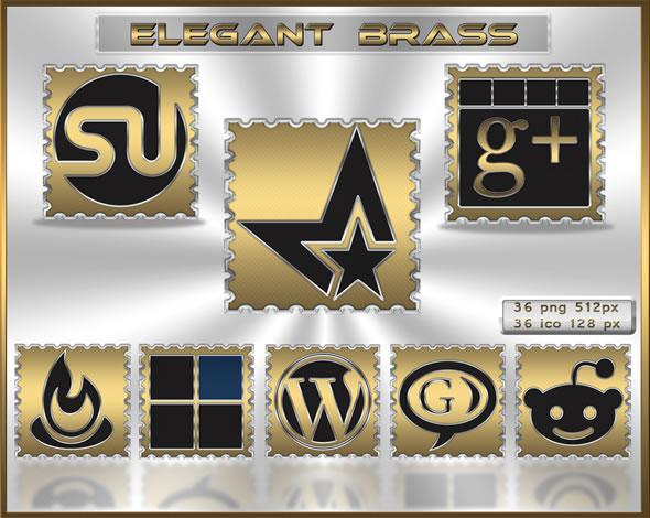Elegant Brass