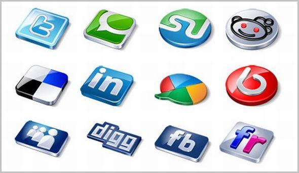Amazing Social Icons