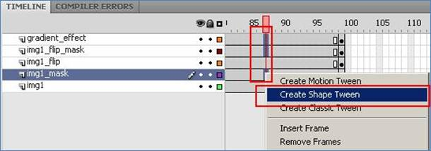 Creating Page Curl Transition