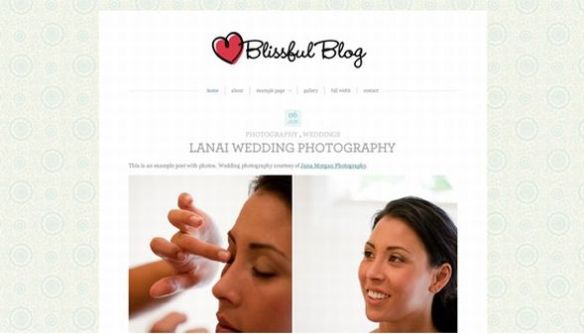 Blissful Blog