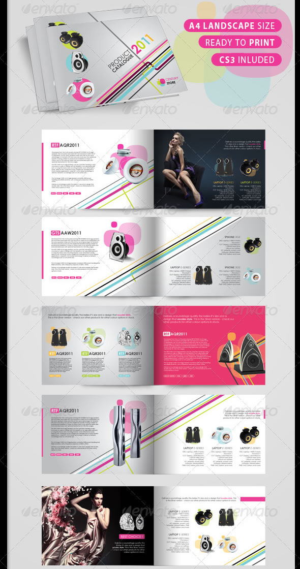 Hi-Tech Product Catalogue 12 pages