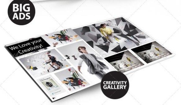 WebMag - InDesign Magazine Template