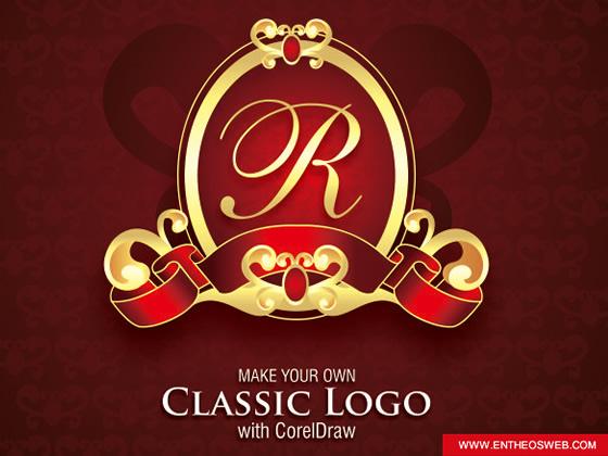 Classic Logo Design in Corel Draw