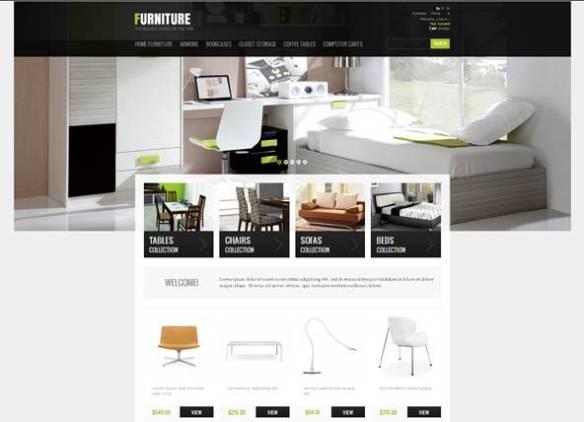 Furniture Interior PrestaShop Theme