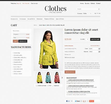 Clothes Online