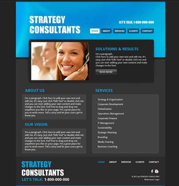 STRATEGY CONSULTANTS