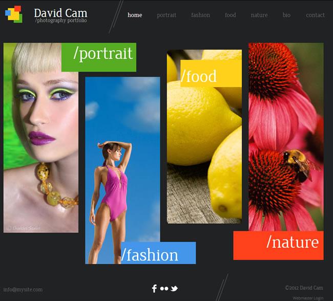 David Cam