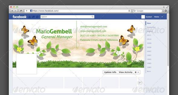 Nature Facebook Timeline Cover