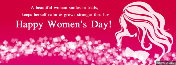 Free Facebook Timeline Womens Day Cover  Entheos
