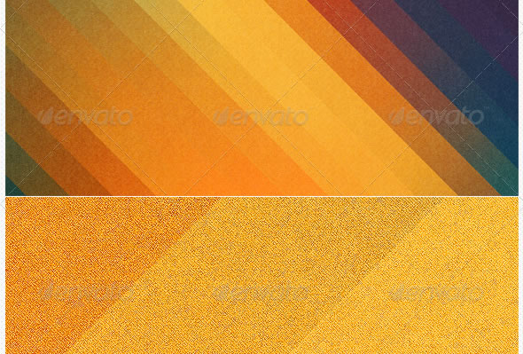 Blurred Stripe & Fabric Texture Backgrounds