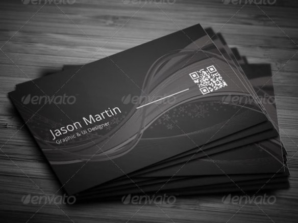 Creative Designer Business Card - 07