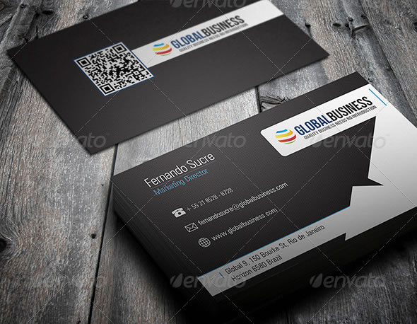 Corporate Business Card 29