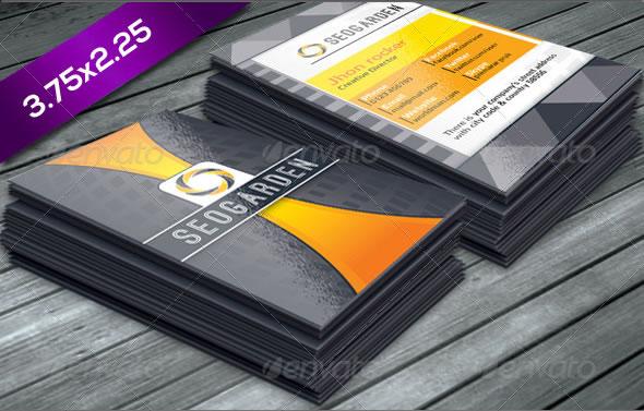 Seogarden_corporate business card