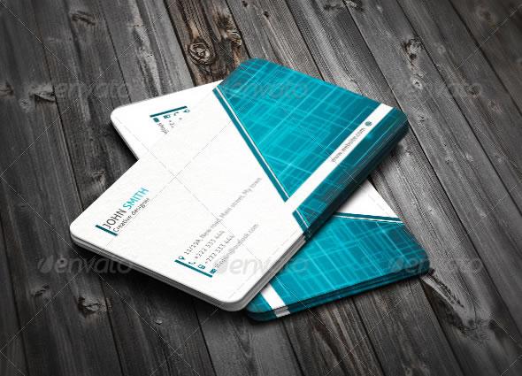 Business card design - 21