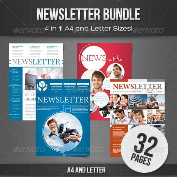 Newsletter Bundle vol. 2