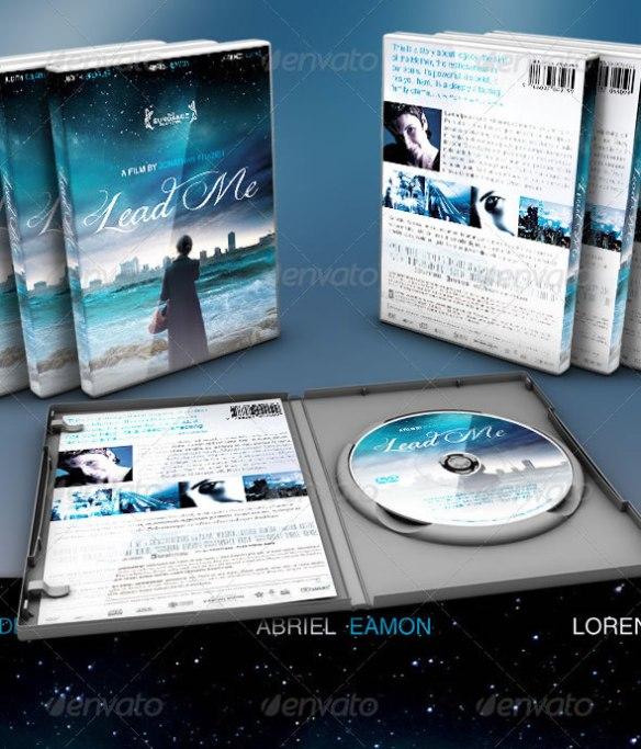 Lead Me DVD Artwork Template
