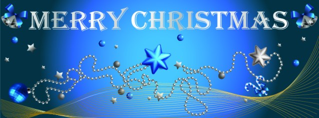 Classy Christmas Facebook Timeline Cover